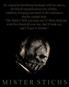 Mister Stichs Story Qoute 2